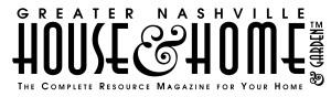 Nashville House and Home and Garden Magazine